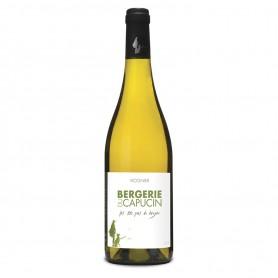 Languedoc blanc Viognier cuvée Les 100 pas du berger 2016 Bergerie du Capucin