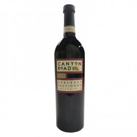 CANYON ROAD Vin rouge R Mondavi Californie 2000