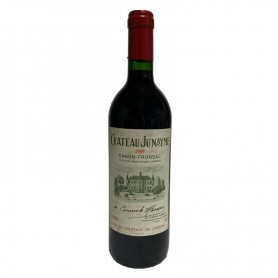 Canon Fronsac Chateau JUNAYME 1989