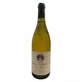 Bourgogne Chassagne Montrachet Les Morgeots 1992 Doudet Naudin