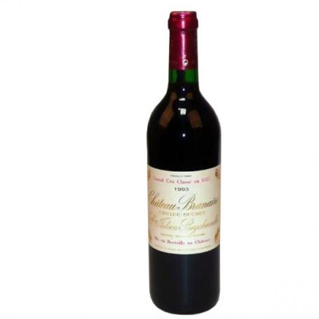 Saint Julien Chateau Branaire  Ducru rouge  1993