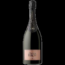 Champagne Duval-Leroy Brut Rosé sans étui