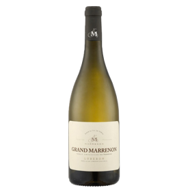 Luberon Cuvée Grand Marrenon Blanc 2018 Domaine Marrenon