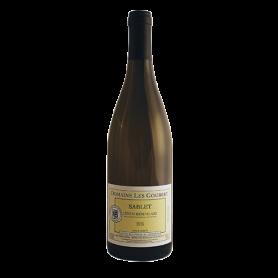 Côtes du Rhône Sablet blanc 2016 Domaine les Goubert