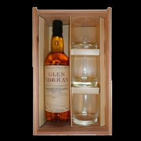Coffret Glen Torran + 3 verres