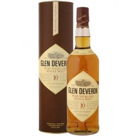 Glen Deveron 10 ans, 40°
