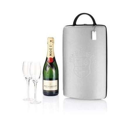 Pochette champagne ECLIPSE