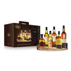 Whisky Classics Malts, Valise de 6 bouteilles