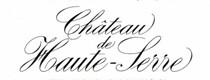 Chateau HAUTE SERRE